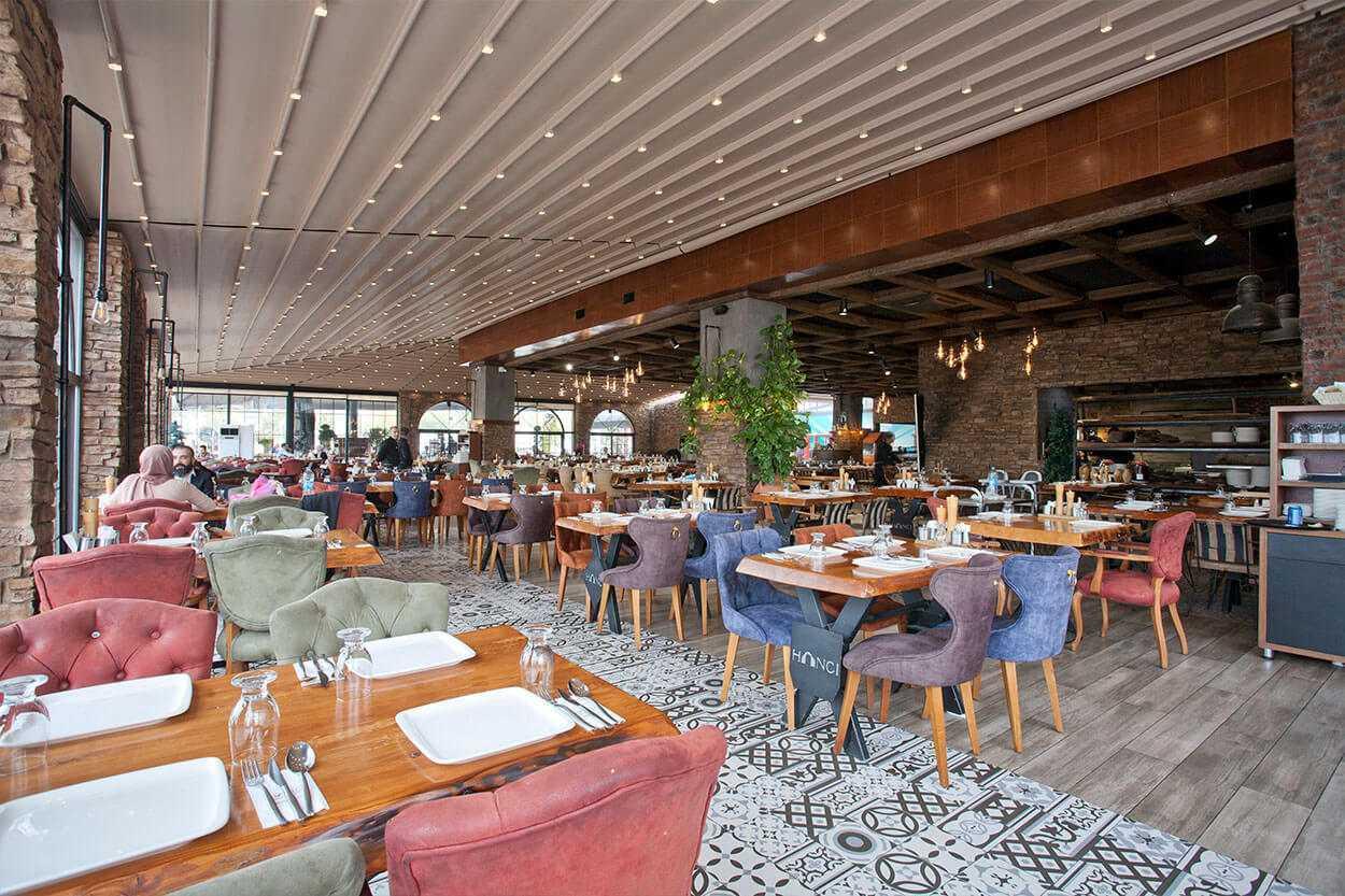 Hancı Et Restaurant Crea Plus
